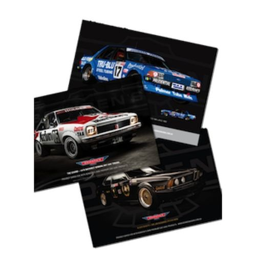 Legendary racers multiple poster deal - Poster.