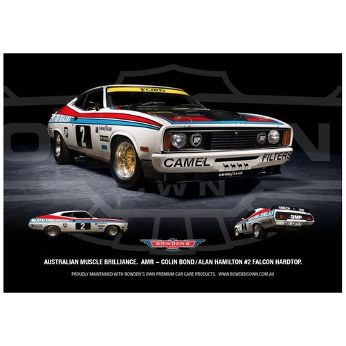 Colin Bond #2 1977 Ford Falcon Hardtop