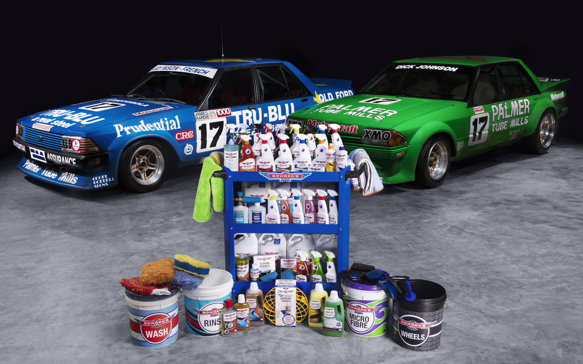 Bowden S Own Premium Car Care Products